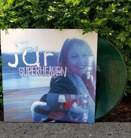 Superheaven (Daylight Name Change) - Jar (Green w/ Black Splatter)