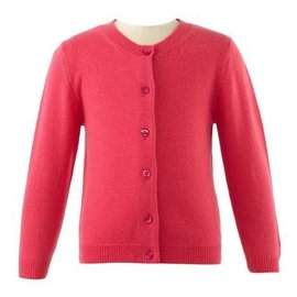 Rachel Riley Cashmere Sweater Coral