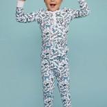 Roberta Roller Rabbit Roller Rabbit Kids Winterland Pajama Set