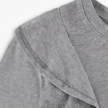 Splendid Ruffle Sweatshirt Charcoal