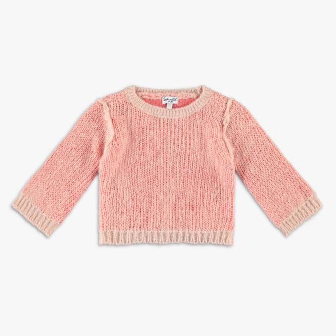 Sweater Strawberry Ice