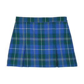 CPC Childrenswear Rowayton Plaid Cara Pleated Skirt