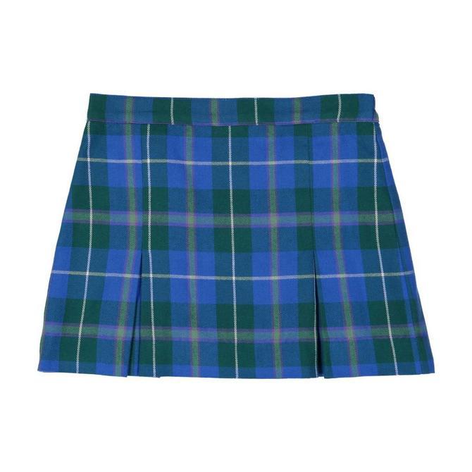 CPC Childrenswear Rowayton Plaid Cara Pleated Skirt