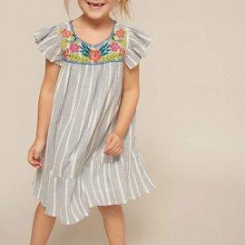 Roberta Roller Rabbit Girls Aimee Dress Blue