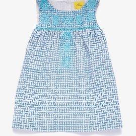Roberta Roller Rabbit Girls Tien Renu Dress Blue