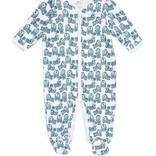 Roberta Roller Rabbit Roller Rabbit Infant Shaggy The Dog Footie Pajama