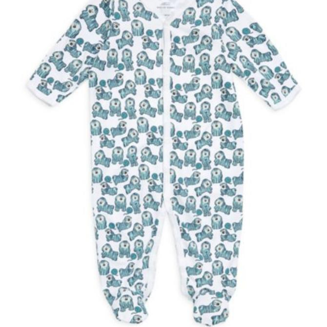 b47dcde3eb4e Roller Rabbit Infant Shaggy The Dog Footie Pajama - Covey House ...
