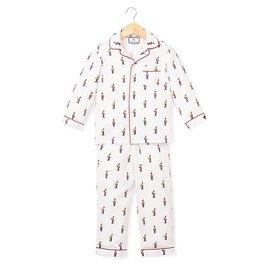 Petite Plume Petite Plume Toy Soldier Pajama Set