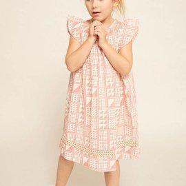 Roberta Roller Rabbit Girls Diam Antonia Dress Blush