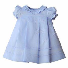 Sophie & Lucas Sophie & Lucas Snowflake Ruffle Dress Blue