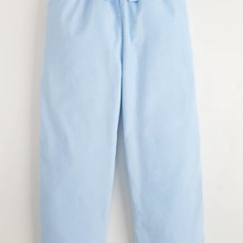 Little English Little English Girls Bow Pant Light Blue
