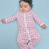 Roberta Roller Rabbit Infant Love Birds Footie Pajama