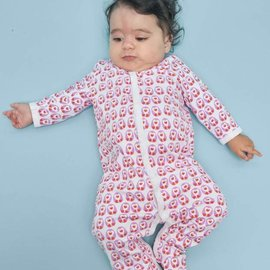 Roberta Roller Rabbit Infant Love Birds Footie Pajama