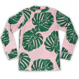 Shade Critters Rashguard botanical mint