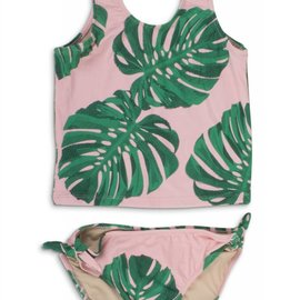 Shade Critters Tankini botanical mint