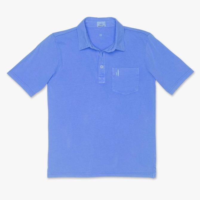 Johnnie-O Garment Dyed Original Jr. 4-Button Polo