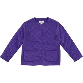 CPC Childrenswear Ultraviolet Quilted Hunt Jacket