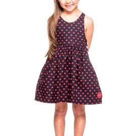 Smiling Button Smiling Button Sweetheart CC Dress