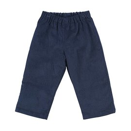 Busy Bees Busy Bees Luke Pull on Pant - Navy Corduroy