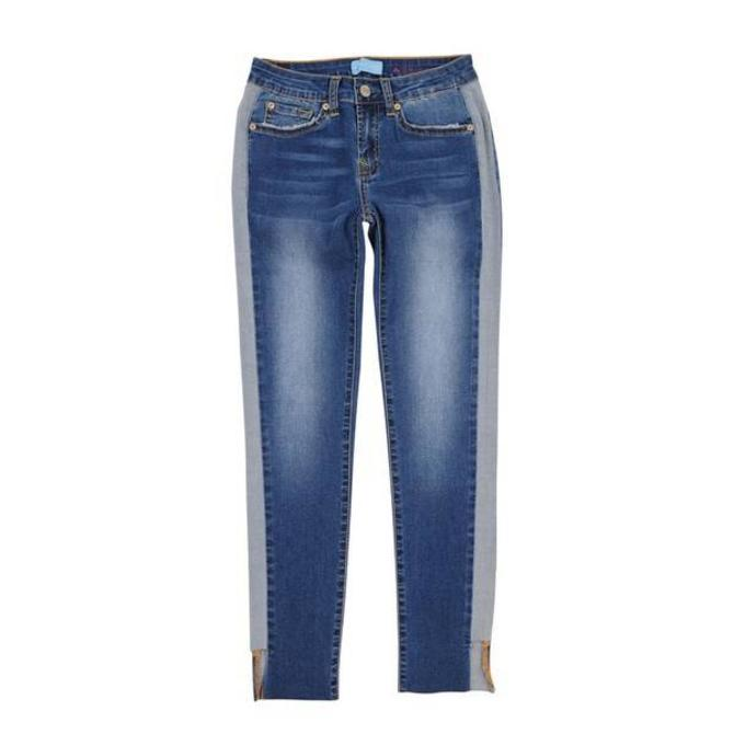 7 for All Mankind The Skinny Jean Mojave Dusk Strip