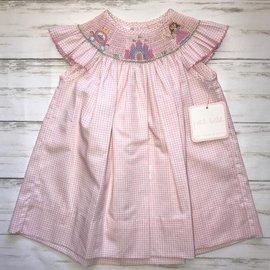 Petit Bebe Petit Bebe Princess Bishop Dress