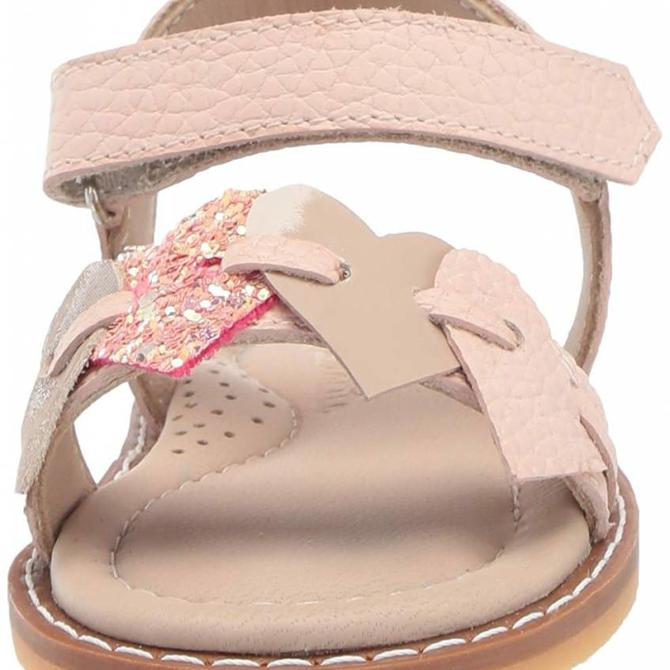 Elephantito Caro Cuore Sandal Pink
