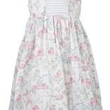 Sophie & Lucas Floral & Stripe Dress