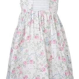 Sophie & Lucas Floral & Stripe Dress