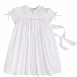 Little English Smocked Charlotte Dress