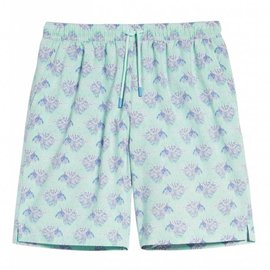Peter Millar Lion Fish Seaglass Swim Trunks