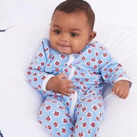 Roberta Roller Rabbit Infant Love Bug Footie Pajama