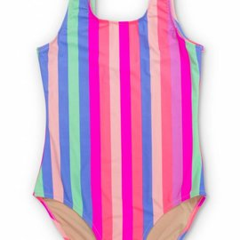Shade Critters One piece swimsuit rainbow