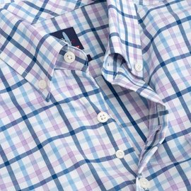 Johnnie-O Gaffton Purple Haze Button Down Shirt