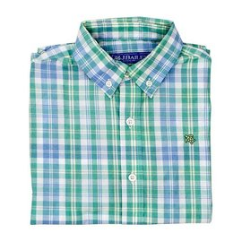 The Bailey Boys J Bailey Button Down Clearwater Plaid