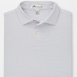 Peter Millar Youth Halford Stripe Stretch Jersey Sean
