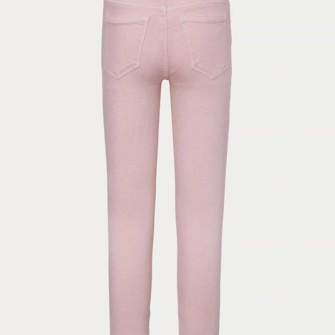 DL1961 Chloe Jeans (Pink) Frayed Hem Belair