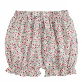 Little English Bow Bloomer - Ditsy Floral
