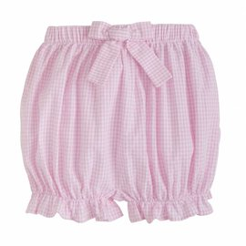 Little English Bow Bloomers Pink