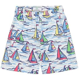 CPC Childrenswear Boys Short- Rainbow Fleet Print