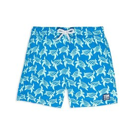 Tom and Teddy Swim Trunk Turtle
