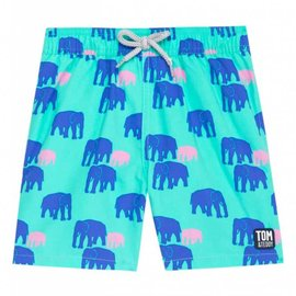 Tom and Teddy Swim Trunk Elephant