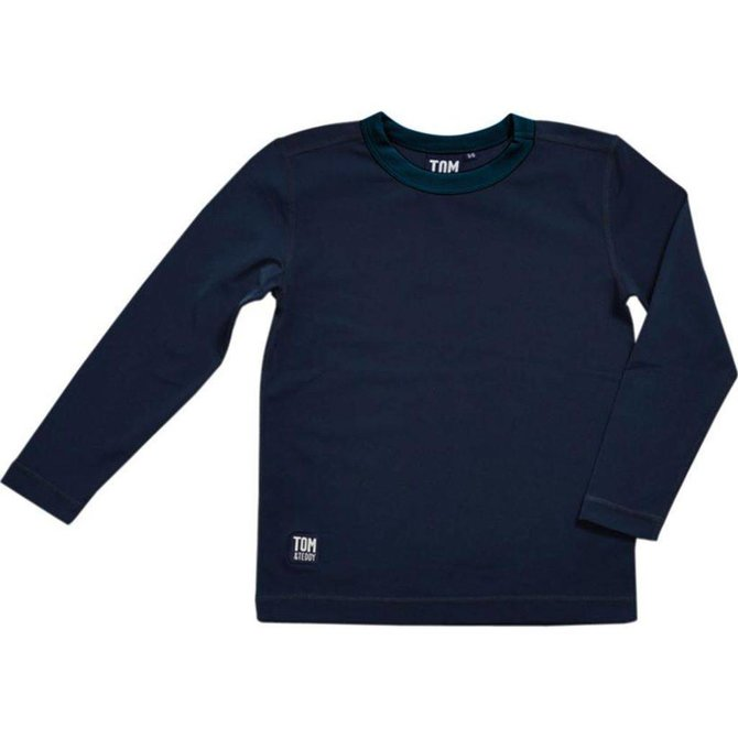 Tom and Teddy Rash Guard Long Sleeve