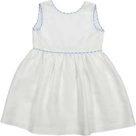 Sal and Pimenta Sunday Best Linen Dress