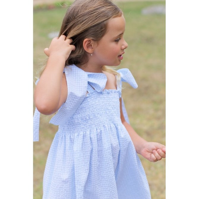 Sal and Pimenta Cheeky Chick Bows Dress