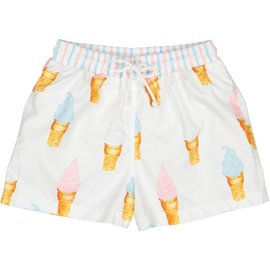 Sal and Pimenta Ice Cream Swim Trunks
