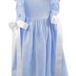 Funtasia Too Pinafore Dress Blue