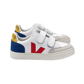 Veja Kid Sneaker Leather Multico Indigo