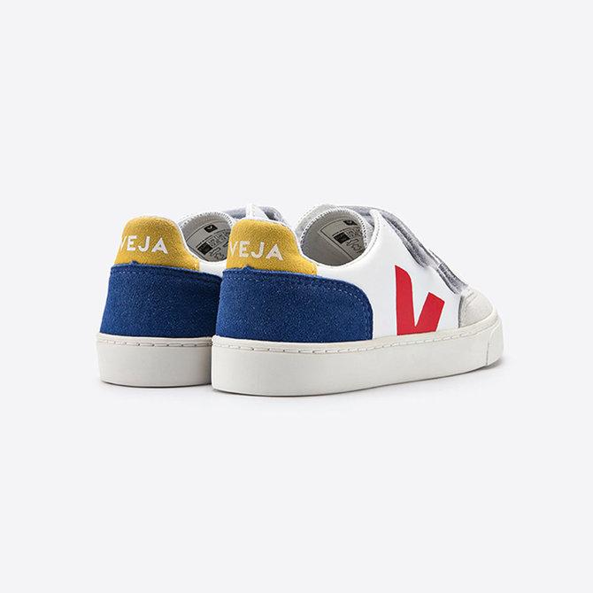 Veja Kid Sneaker Leather Multico Indigo