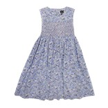 Question Everything Meryl Dress Lilac Floral