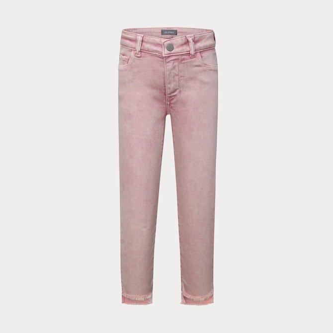 DL1961 Chloe Jeans Boulevard Pink